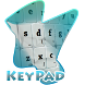 Crumbled White Paper TouchPal by Alpha Themes