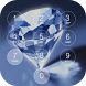 Diamond Keypad Lock screen by davo-davo33