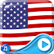 American Flag Waving Wallpaper by Clock Live Wallpaper