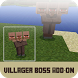 Mod Villager Boss for MCPE by Best Mods
