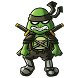 Shoot Ninja Turtles by putitonline