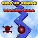 best 3D zigzag roll the ball