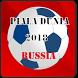 Piala Dunia 2018 Russia by MMB_DEV
