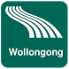 Wollongong Map offline by iniCall.com