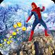 Spider Hero Super Sky Run Dancer
