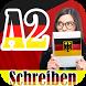 Schreiben Zertifikat A2 by deutsch zertifikat a1 a2 b1 b2