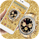 Gold Glitter HD Watch by Work shop and studio
