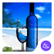 Seaside-APUS Launcher theme by CoolAppPub