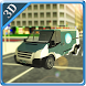 Milk Delivery Transport Van by Extreme Mad Boys