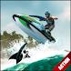 Power Boat Jet Ski Racing Simulator: Water Surfer