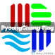 PyeongChang flag live wallpaper