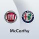 McCarthy Fiat Alfa by CBR Marketing