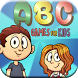 English ABC Games for Kids by Danny Star