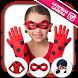 Ladybug Dress up Camera by Samari Apps