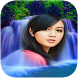Waterfall Photo Frame by VVC Infotech