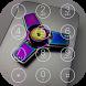Fidget Spinners Lock Screen by Journey Apps Lab