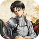 "Attack on Titan ""Levi"" by NOS Inc."