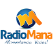 Rádio Maná by Omega Sistemas