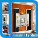 Minimalist TV Shelf by Ahmaddroid
