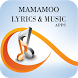 The Best Music & Lyrics MAMAMOO by Fardzan Dev