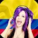⭐Emisoras Colombianas En Vivo En AM y FM Online⭐ by GeniouzApps