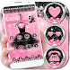 Little Black Dress Launcher Theme by ChickenAnt Themes