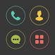 Simple Color Atom Theme by DLTO