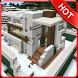 Modern Redstone House MCPE by MineMakerz