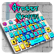 Street Graffiti Keyboard Theme by Echo Keyboard Theme