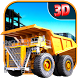 Construction Site Truck Sim by Game Brick Studio