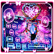 Galaxy Heart Dream Catcher Keyboard by Classic Android Themes