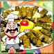 Turkish Stuffed Grape Leaves by etmgames