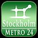 Stockholm (Metro 24) by Dmitriy V. Lozenko