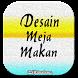 Desain Meja Makan by PNHdeveloper