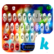 Keyboard - Gems Free Emoji Theme by Kika Theme Lab