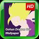 Best Gohan Wallpaper Dragon HD by KitengStudio