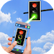 Traffic Light Change Simulator