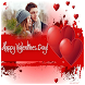 Valentine Day Photo Frame , Love Photo Frame Card by Sumeru Sky Developer