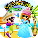 Super Summer Adventure Word Run
