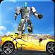Robot Hero City Rampage by crushiz