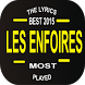 Les Enfoirés Top Letras by Ltd gameid