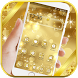 Gold Glitter Theme glitter and gold wallpaper by Beauty Die Marker