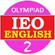 IEO Grade 2 English Olympiad by Sana Edutech