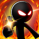 Vexman Troll Gunner Parkour - Stickman run n gun by Smosh games