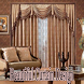 Beautiful Curtain Design by suksesdroid