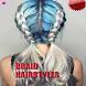 Braided Hair Models by freebird