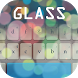 Glass Keyboard by Fresh Start Groups