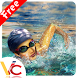 Swimming Race 3D by virtualinfocom