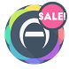 Around - Icon Pack (SALE!) by FLATEDGE