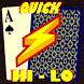 Quick Hi Low
